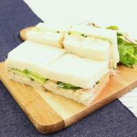 みんな大好き!ツナときゅうりの定番サンド
