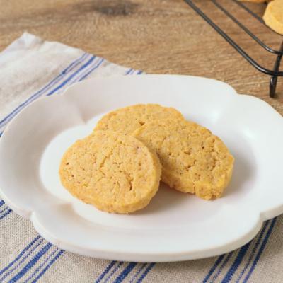 キャロットスパイスクッキー