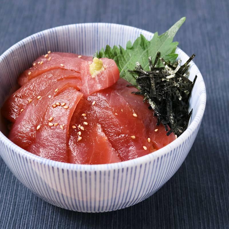 漬け 丼 タレ マグロ