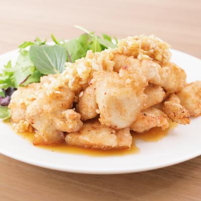レシピ 油 人気 淋鶏