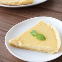 フライパンで簡単チーズケーキ
