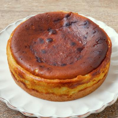 ベイクドブルーチーズケーキ