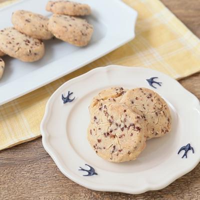 カカオニブのココナッツクッキー
