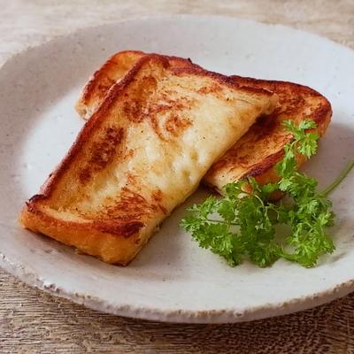 マヨネーズで簡単フレンチトースト