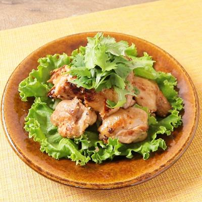 鶏もも肉のレモングラス焼き