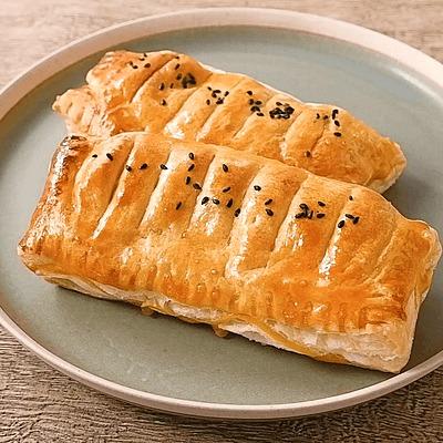 冷凍パイシートで簡単さつまいもパイ