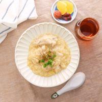 炊飯器で簡単 サムゲタン風中華粥