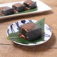片栗粉で作る 黒ごま豆腐