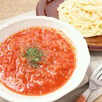 濃厚トマトパスタつけ麺