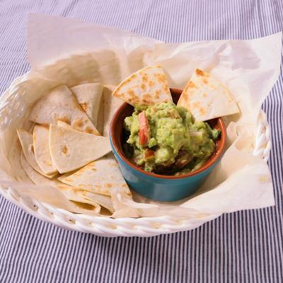 メキシコ風 アボカドカニカマディップ