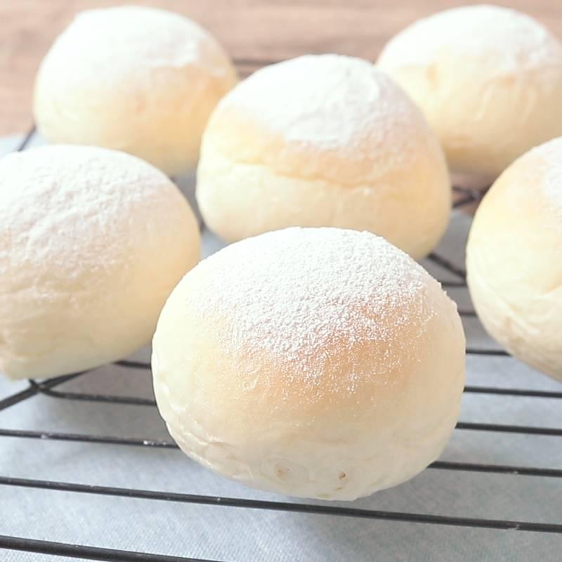 簡単 パン 手作り