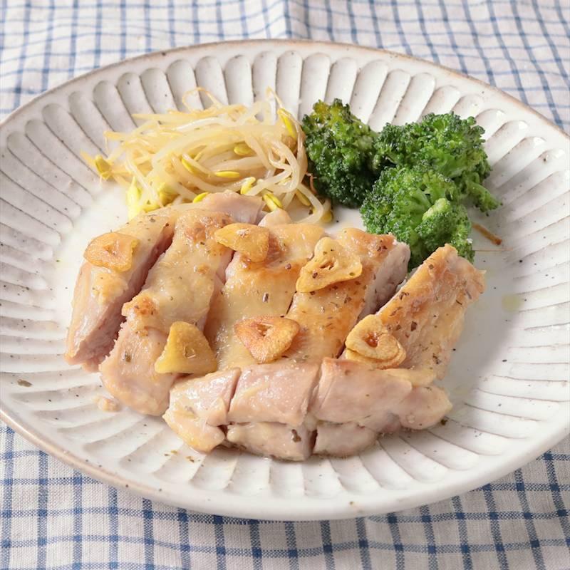 鶏肉 ソテー ガーリック