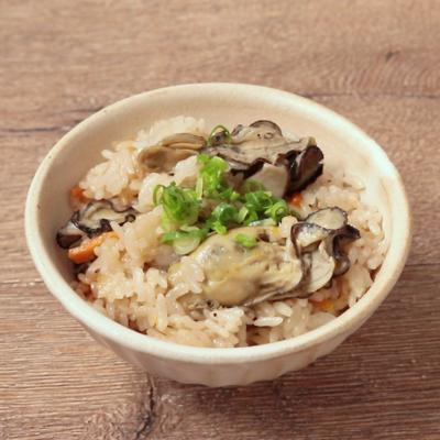 中華風牡蠣ごはん
