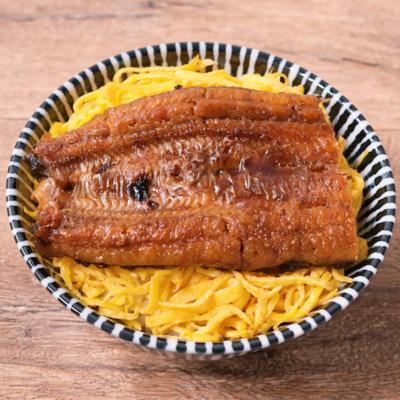 うなぎの錦糸丼