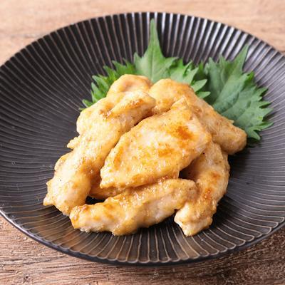 山椒香る 鶏むね肉のしょうゆマヨ炒め