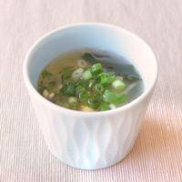 シャキシャキもやしの中華スープ
