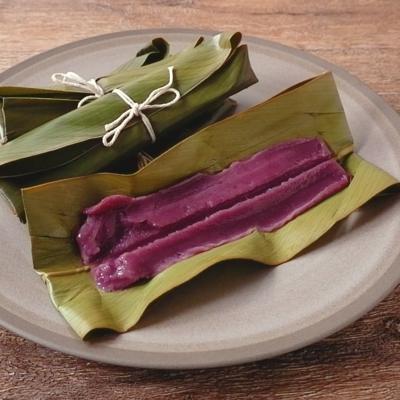 紫芋風味のムーチー