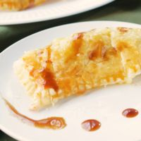 サクッととろーり チーズポテトパイ