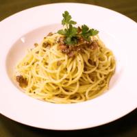 おウチで簡単手軽に!漬物でイタリアンパスタ