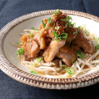 新生姜たっぷり 鶏照焼き