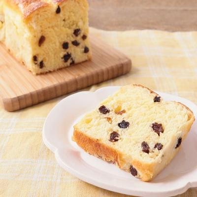 リッチなおいしさ ラムレーズン食パン
