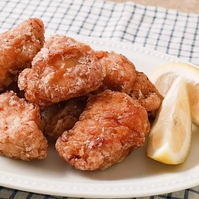 サクッとジューシー!鶏むね肉の唐揚げ