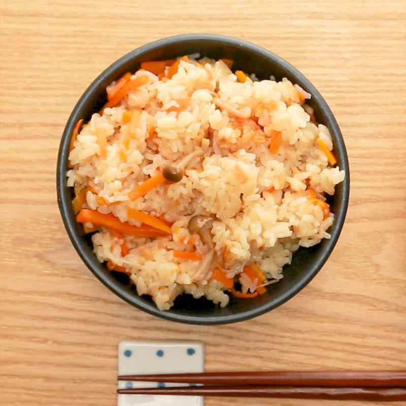 カロリー 五目 ご飯 ちらし寿司