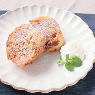 きな粉風味の フレンチトースト