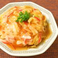 とろーりおいしい 天津麺