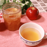 冬に重宝!冷え対策、風邪予防にアップルジンジャーシロップ