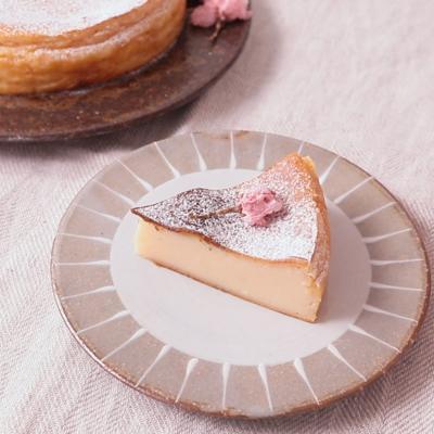 桜あんのチーズケーキ