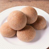 低糖質 ふすま丸パン