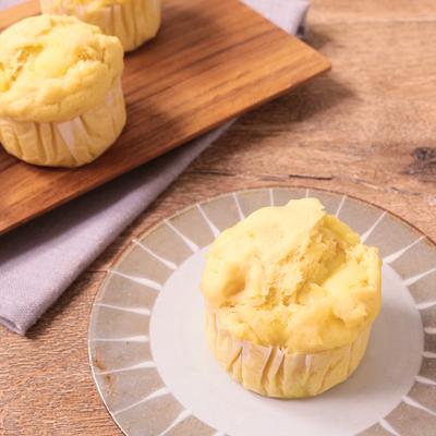 低糖質スイーツ チーズ蒸しパン