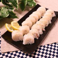いか1本丸々!お塩とレモンで食べる爽やか巻き寿司