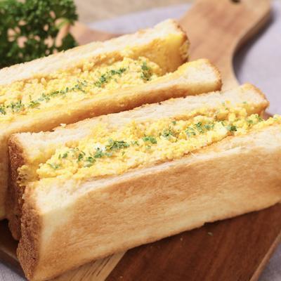 ふわふわタマゴのサンドイッチ