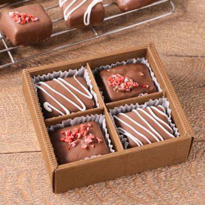 バレンタインに作ろう ボンボンショコラ