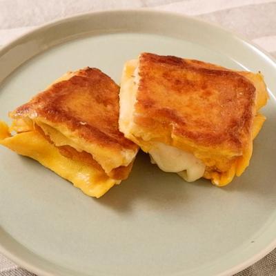 韓国風 とろーりチーズのフレンチトースト
