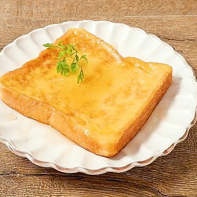 豆乳でつくるフレンチトースト
