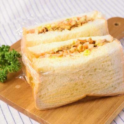 野菜たっぷり味噌マヨサバサンド