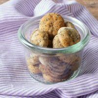 材料4つ 紅茶香るサクサククッキー