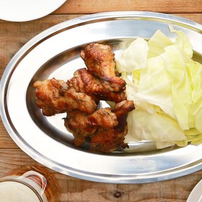 クセになる 鶏手羽元のオーブン焼き