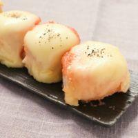 長芋の明太チーズ焼き