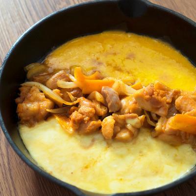 スタミナ満点!とろ〜りチーズのピリ辛タッカルビ