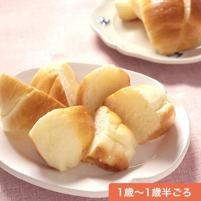 ロールパンの切り方(完了期)