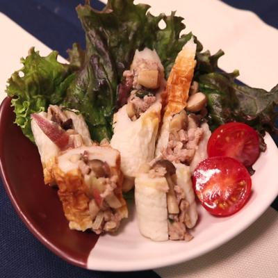 レンジで簡単!豚挽き肉の万能常備菜
