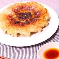 ベジタリアン!豆腐でつくる餃子