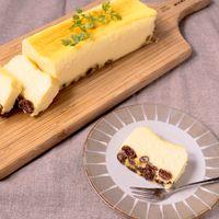 ラム酒香る濃厚 ラムレーズンチーズケーキ