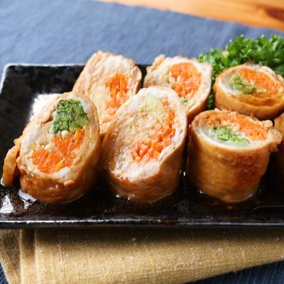 野菜たっぷり 豚肉ロール