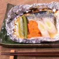 サバの味噌ホイル焼き