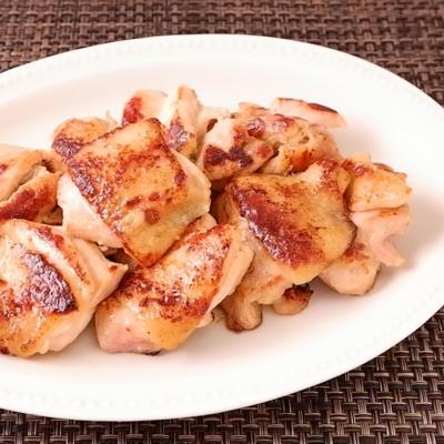 味噌ヨーグルトで やわらか鶏もも焼き